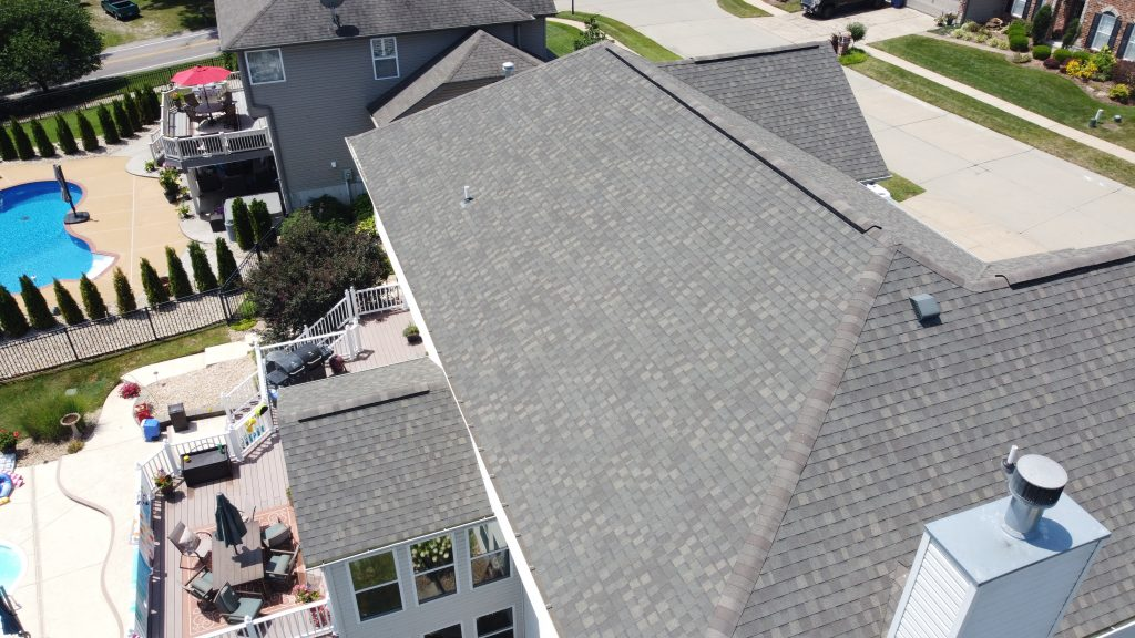residential roofing yukon